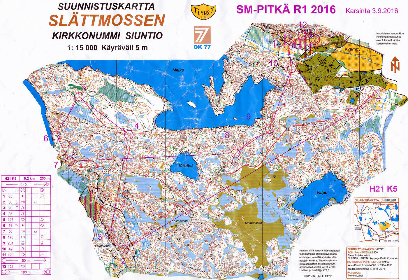 My Doma Digitaalinen Kartta Arkisto Sm Pitkan Karsinta H21k5
